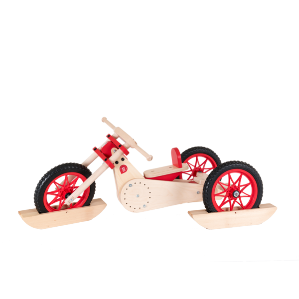 Kit Pattini per Balance Bike