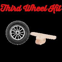 Third wheel kit