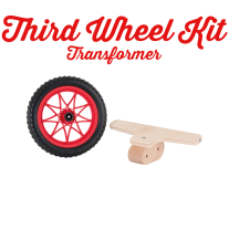 Third wheel kit Transformer